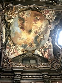 Ceiling of San Bernardino alle Ossa